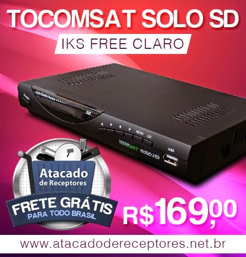 Tocomsat Solo sd
