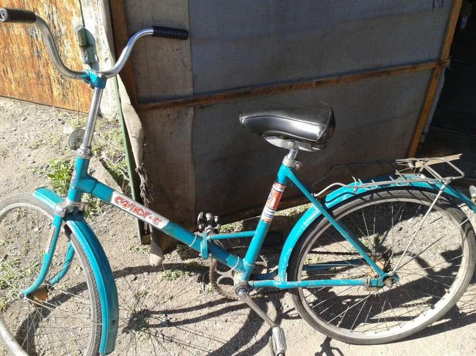 Велосипед с универсальной