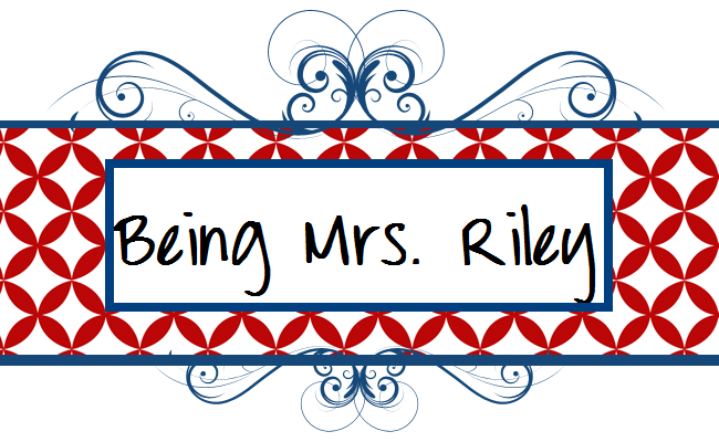 Being Mrs. Riley