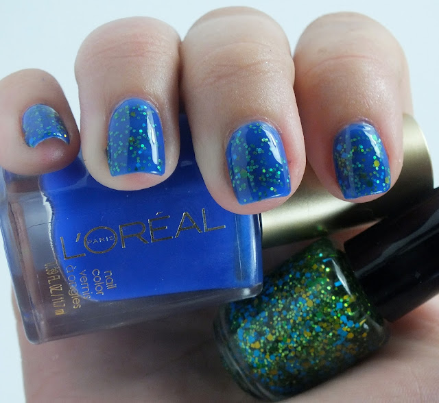 l'oreal miss pixie jelly polish franken