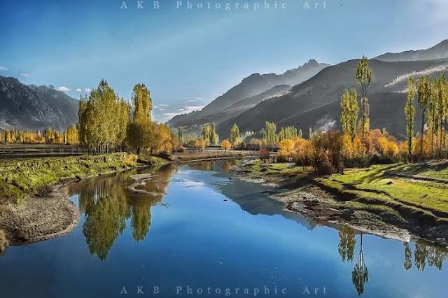 Phandard, Ghizar Valley,Gilgit-Baltistan