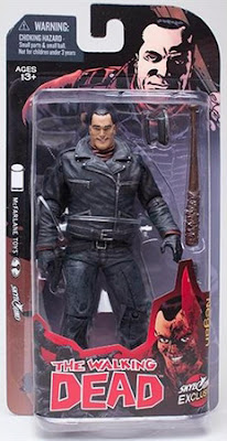 McFarlane Toys The Walking Dead (Comic Series) Negan Exclusive Figure