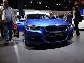 New BMW 3-series models