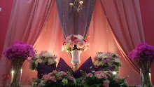 Mini Pelamin for E'day