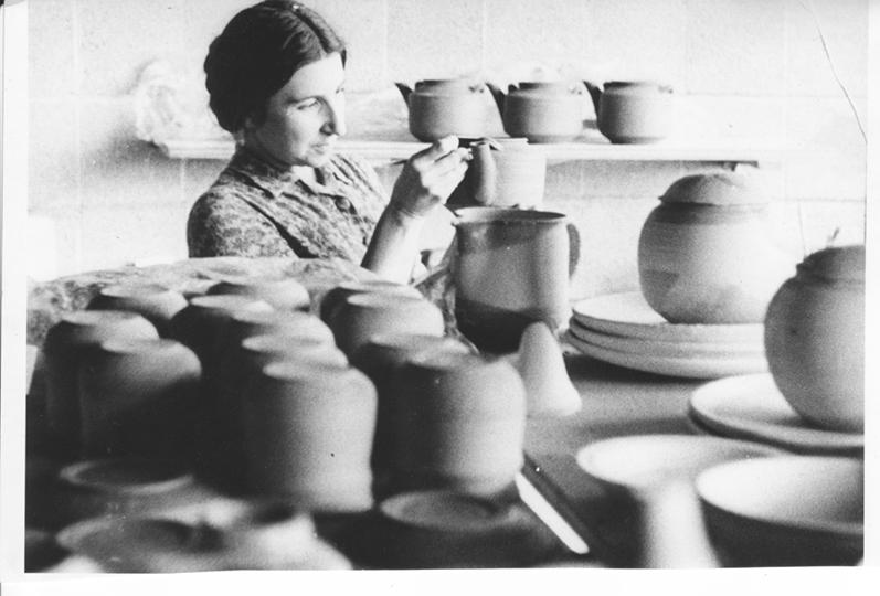 Ruminations On Art And Life Betty Woodman Potter