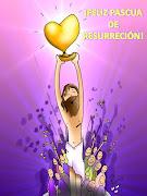 """DOMINGO DE RESURRECCÍÓN: ALEGRÍA. Publicado por Inés María en 01:48 feliz pascua de resurrecciã""""n"""