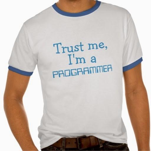 Trust Me, I'm a programmer