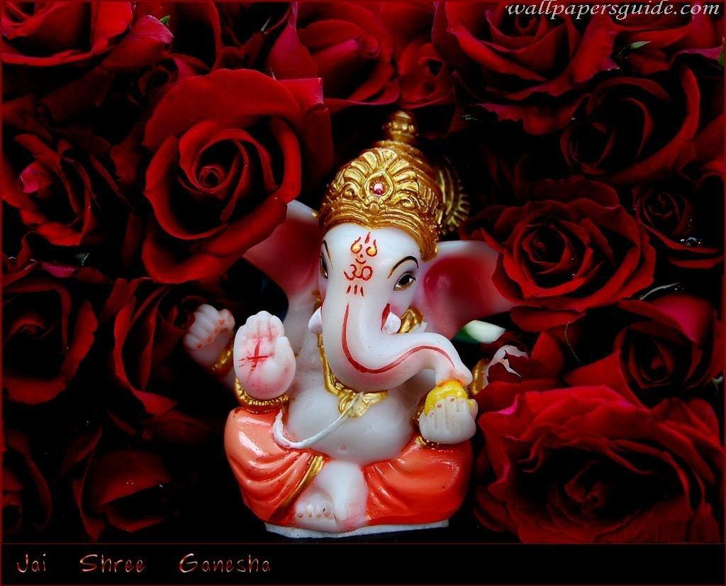 lord ganesha wallpaper computer background - photo #9