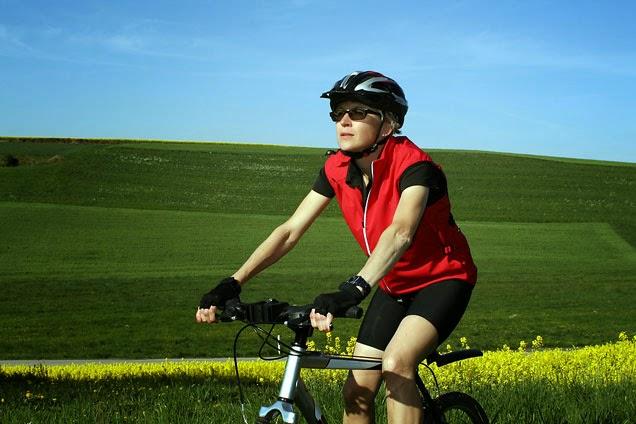 Bersepeda Untuk Kesegaran