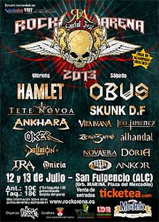 Rock Arena Festival de San Fulgencio