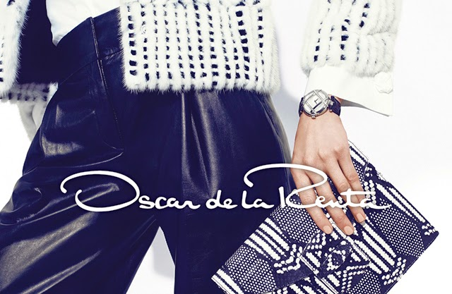 Oscar de la Renta Autumn Winter 2014 campaign