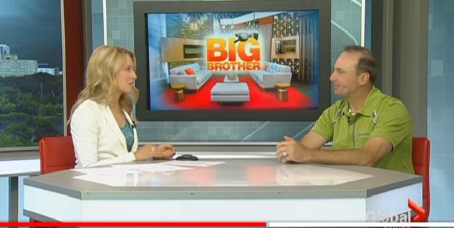 Elissa's husband interviews - Big Brother Buddy