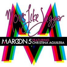Moves Like Jagger, Maroon 5 Featuring Christina Aguilera