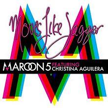 Moves Like Jagger, Maroon 5 Featuring Christina Aguilera