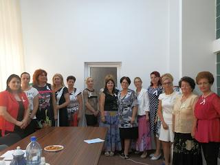 Noul birou al OFSD Piatra Neamț