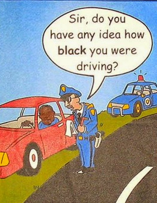 driving while black Alcohol affects your vision and slows your reaction time so it takes longer to act in  an emergency alcohol affects your driving even if you are below the level of.