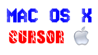 Mac Os X Cursor for Windows