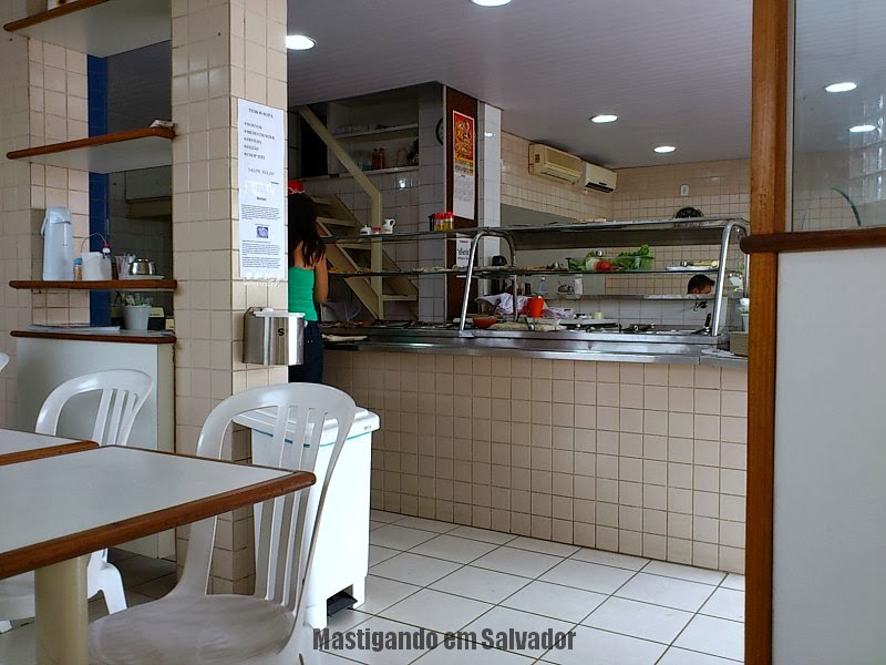 Restaurante Aogobom: Ambiente
