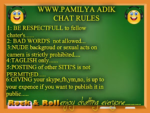 CHAT RULE'S
