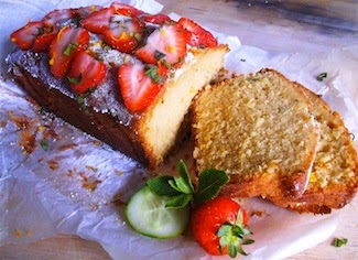 Recipe of the week: Pimms Cake