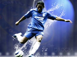 Didier Drogba Chelsea Wallpaper 2011 4
