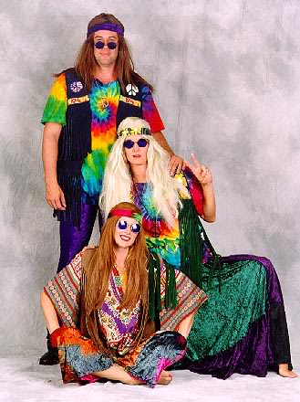 Vestimenta t pica de los hippies tribus urbanas y m sica - Ropa hippie moderna ...