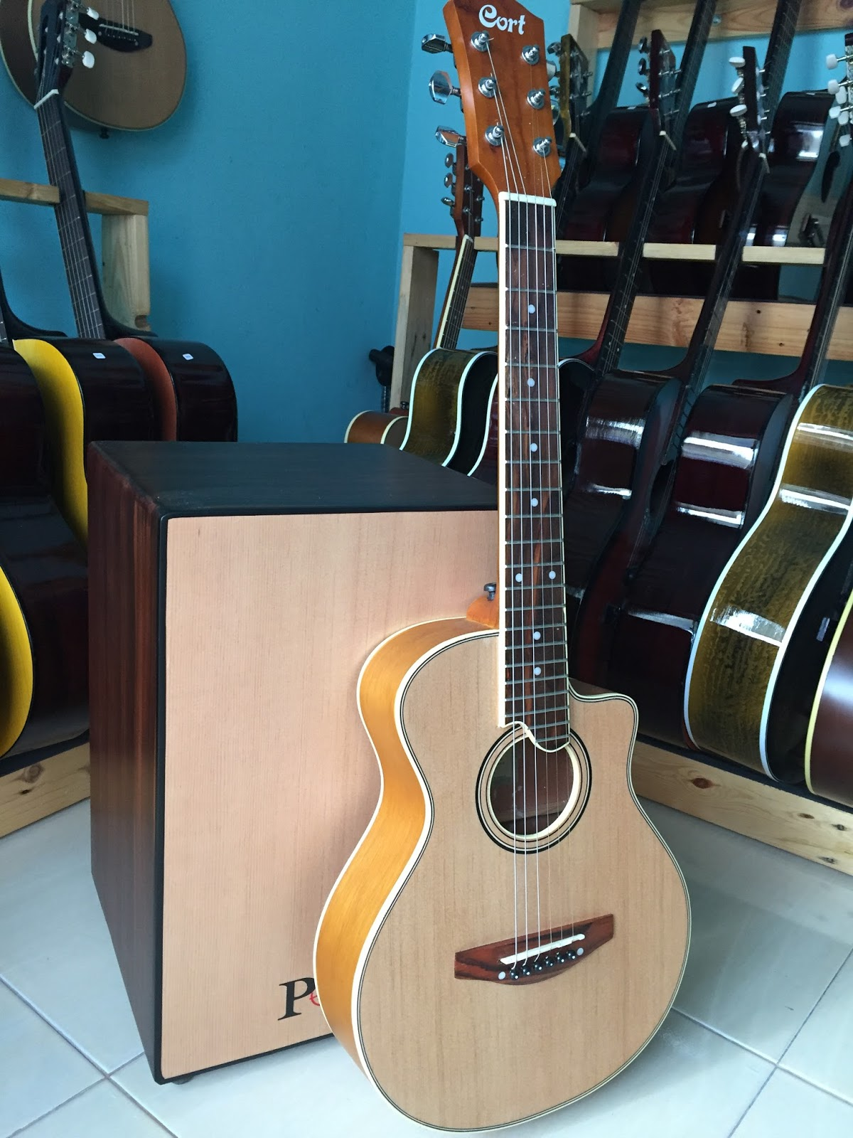 Gitar34FreeCaseTokoGitarSemarangISemarangMusic
