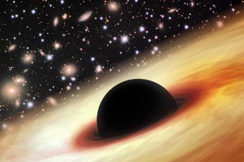 Il Buco Nero 12 Miliardi di Volte il Sole
