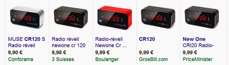 Radio reveil conforama radio reveil cd conforama la - Radio reveil leclerc ...