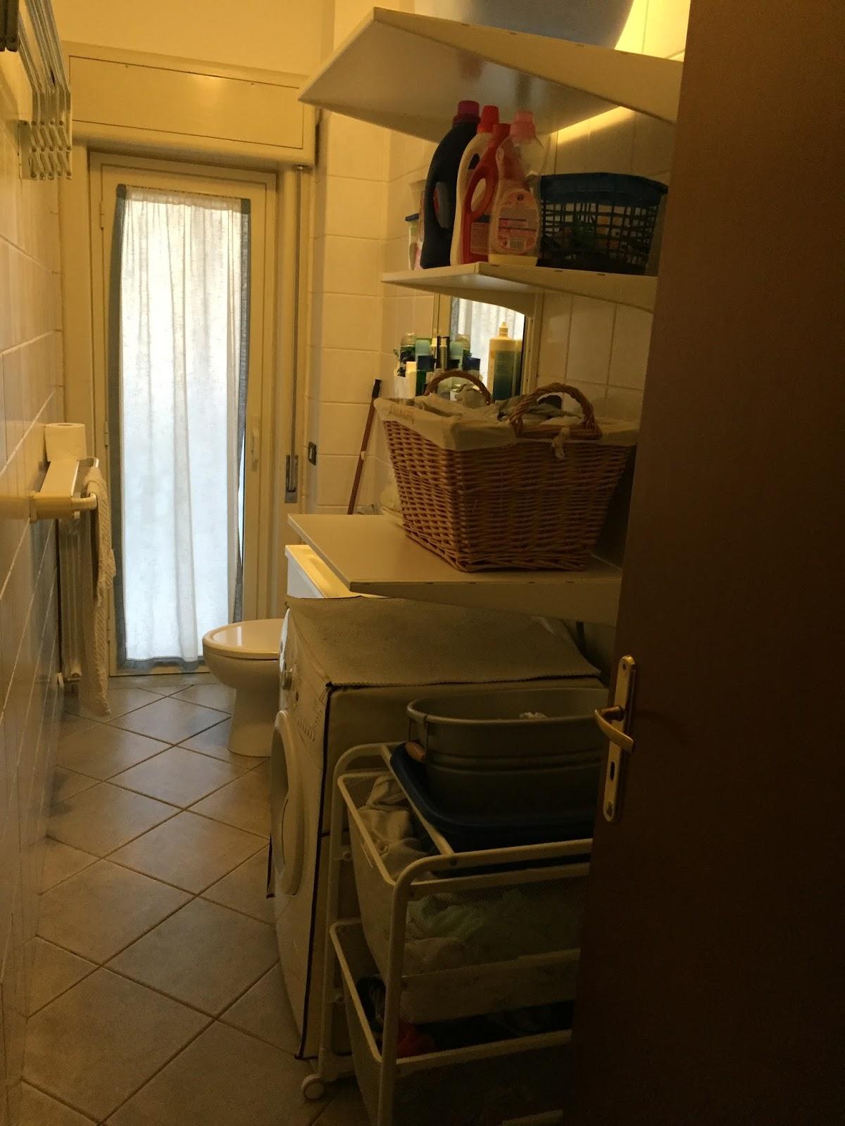 Soluzione per organizzare la lavanderia di casa soluzioni per casa - Soluzione umidita casa ...