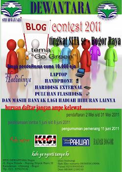 Lomba membuat blog