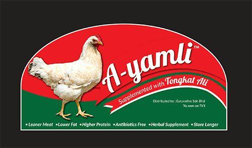 A-Yamli (Ayam Tongkat Ali)