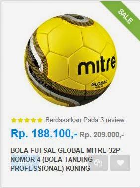 Bola Futsal - Mitre.co.id Belanja Online Perlengkapan Futsal dan Bola
