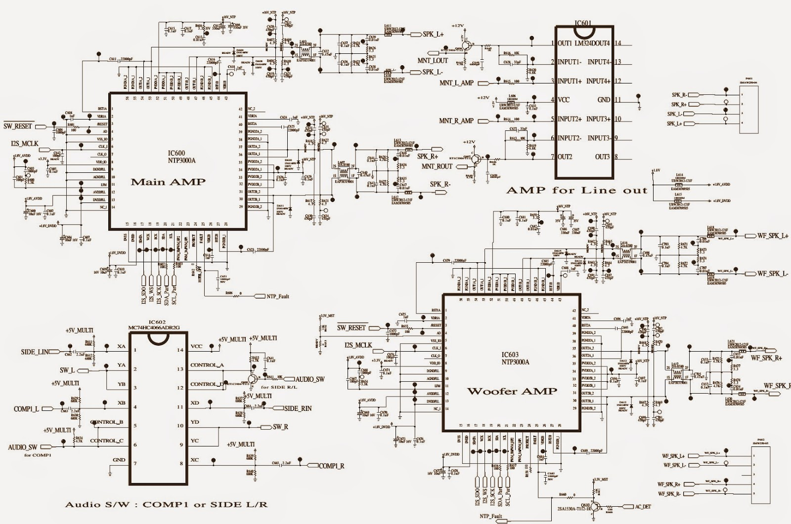 Electro Help 02 25 15 Pcb Printed Circuit Boardcircuit Board For Led Light 0011 Urc Set Up Code List Lg Goldstar