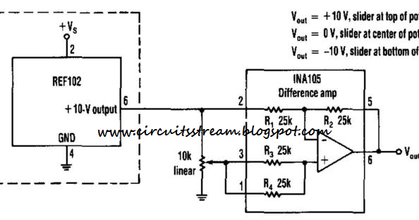 Swith For    diagram     Simple    Positive    And    Negative    Voltage