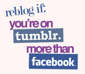 Tumblr&Facebook