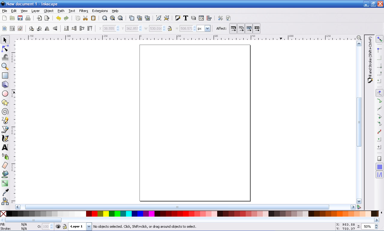 inkscape vector graphics editor for windows 7