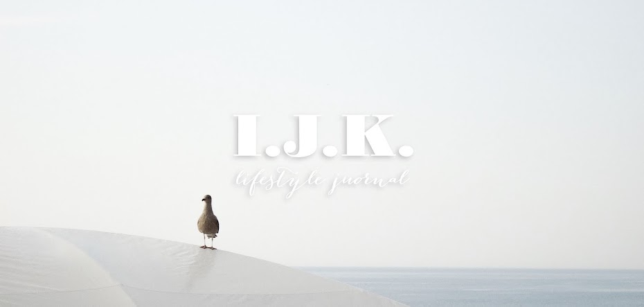 I.J.K. Lifestyle Journal