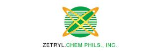 Zetryl. Chem Phils., Inc. Job Hiring