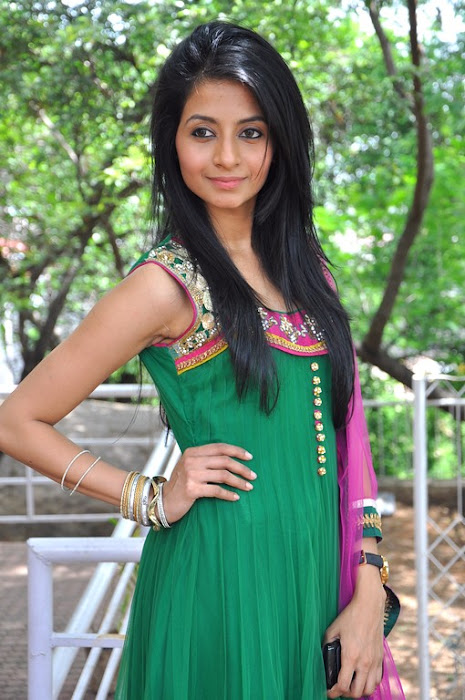 Amrutha in Anarkali Suit, Designer Wear Anarkali Suits from India glamour  images