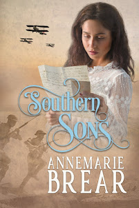 Southern Sons by AnneMarie Brear