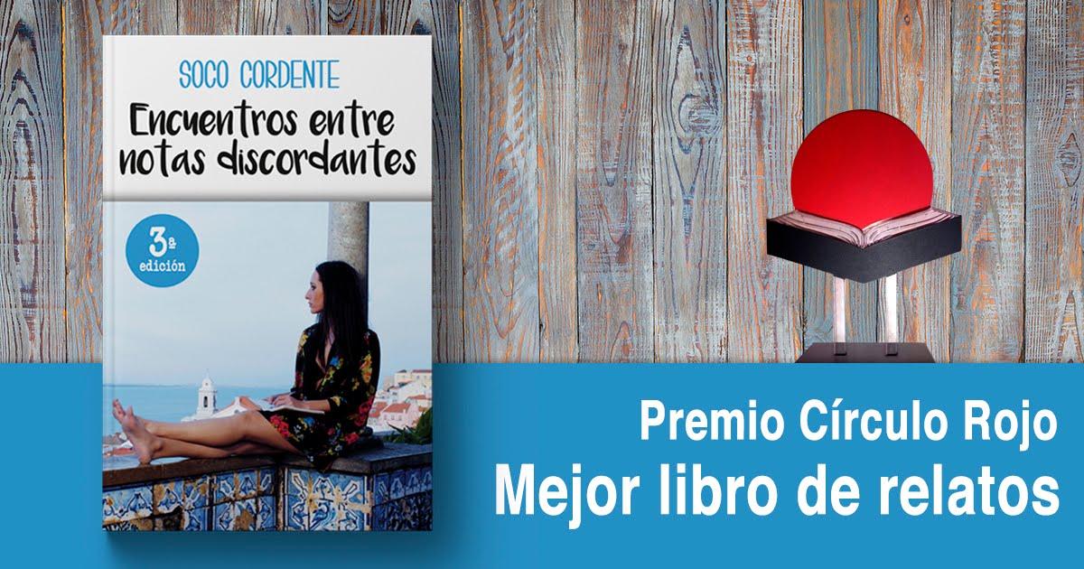 """Hazte con tu libro """"Encuentros Entre Notas Discordantes"""" dedicado"""