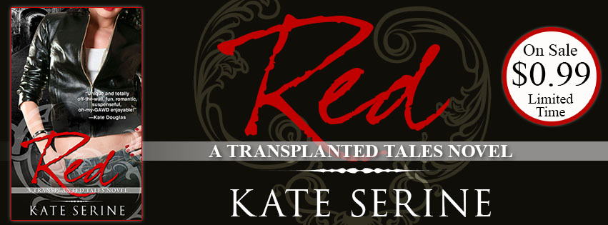 """Red"" by Kate Serine"