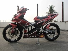 Gambar Modifikasi Motor MX Terunik