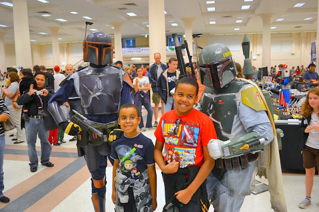 11 fall activities to check out in Seattle; Brick Con