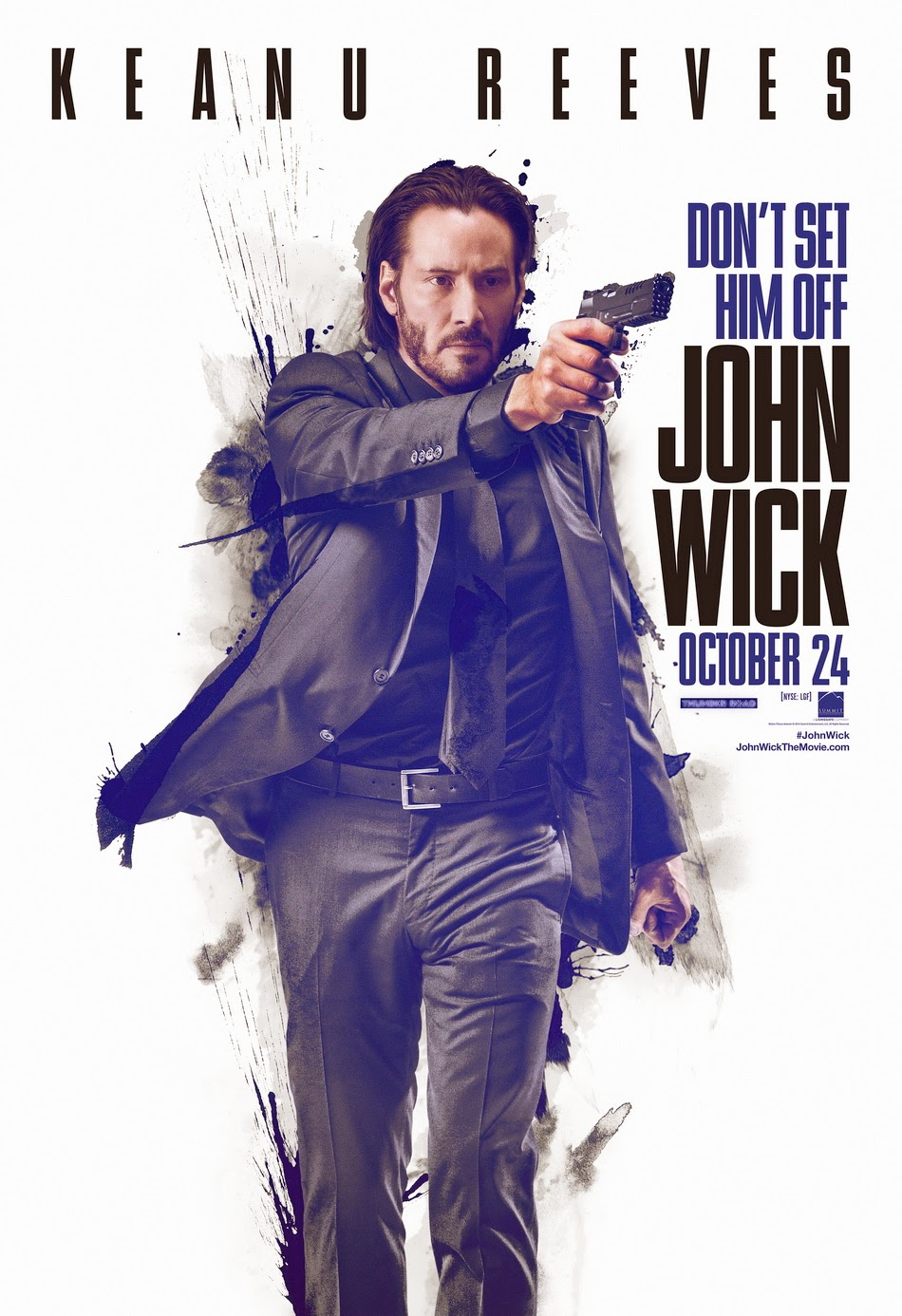 John Wick (2014) จอห์น วิค แรงกว่านรก [HD]