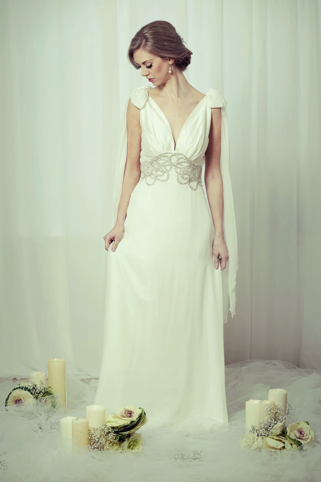 Cathleen Jia 2014 Spring Bridal Collection