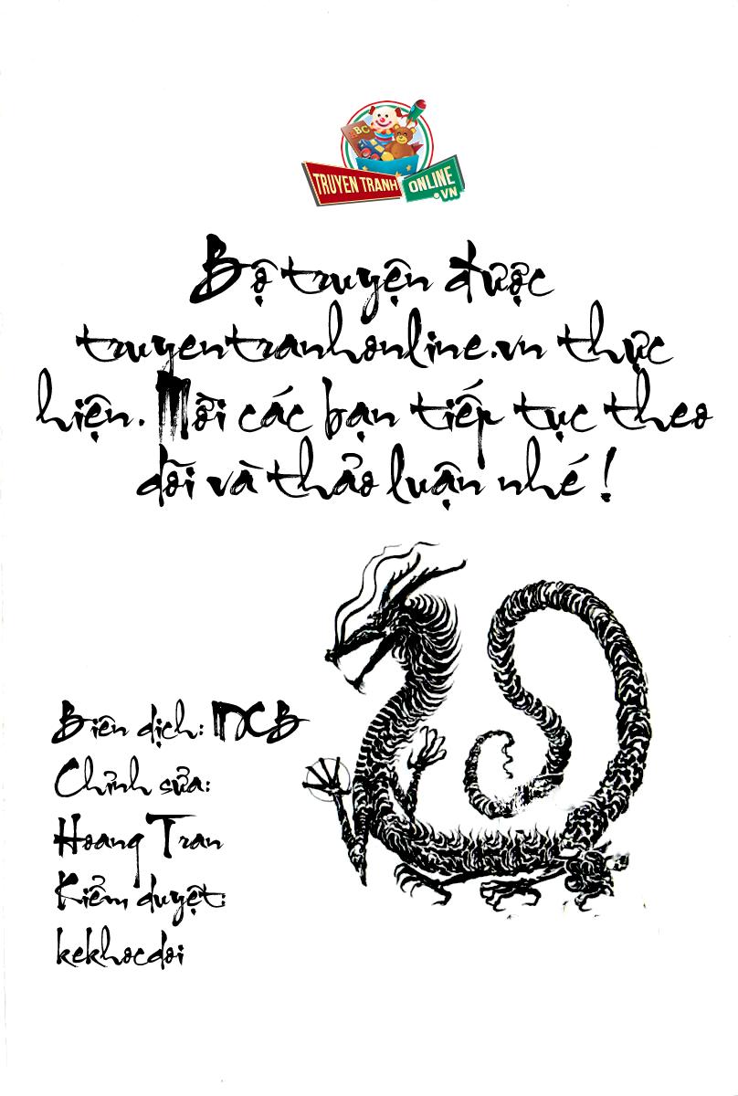 Chú Bé Rồng - Ryuuroden chap 110 - Trang 33