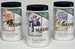 MAXSEA Seaweed Organic Plant Food