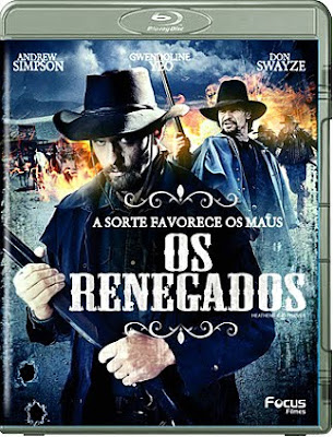 Filme Poster Os Renegados BDRip XviD Dual Audio & RMVB Dublado